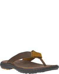 Timberland Earthkeepers Hollbrook Flip Flop Thong Sandals