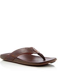OluKai Nui Flip Flops