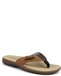 Sperry Top Sider Baitfish Flip Flop Sandals