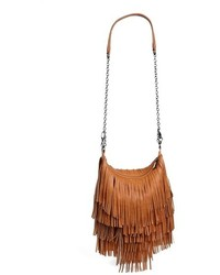 Steve Madden Bmocha Fringe Crossbody Bag