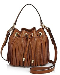 Milly Crossbody Essex Fringe Small Drawstring