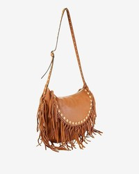 Valentino Medallion Fringe Hobo Tan | Where to buy & how to wear