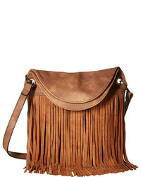 Gabriella Rocha Theresa Crossbody With Fringe