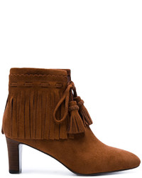 See by Chloe See By Chlo Fringed Ankle Boots