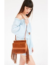 Sancia Brigitte Fringe Crossbody Bag