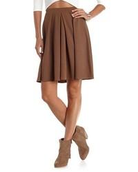 Brown full skirt original 1477401