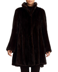 Mink fur stroller coat medium 5207853