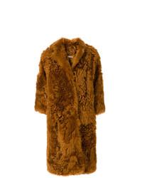 Desa 1972 Oversized Fur Coat