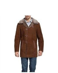 BGSD Howard Spanish Merino Shearling Coat