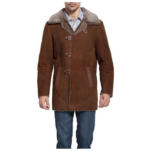 BGSD Howard Spanish Merino Shearling Coat | Where to buy & how to wear