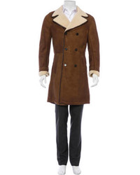 Prada Shearling Coat