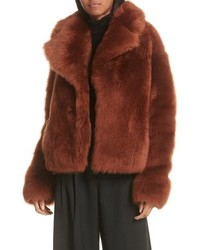 A.L.C. Dean Genuine Shearling Coat