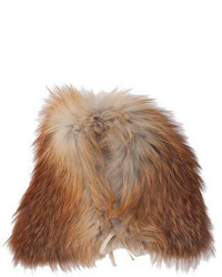 Prada Fox Fur Collar