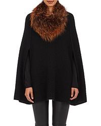 Barneys New York Fur Cowl