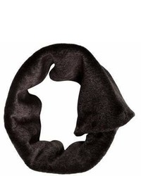 Yigal azroul faux fur snood scarf medium 6887030