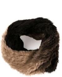 Yves Salomon Meteo By Fur Infinity Scarf