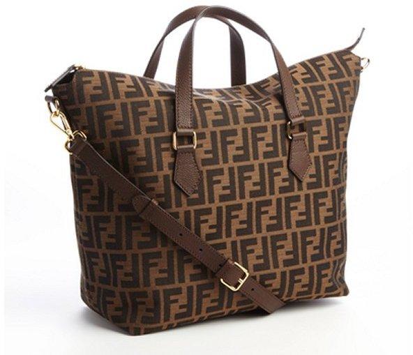 sale fendi handbag zucca downtown cb27c 6c582 e0aa9ce21b