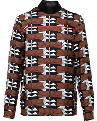 Prada Geometric Pattern Shirt