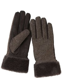 Uniqlo Tweed Touch Gloves