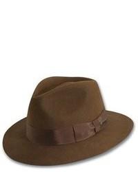 Dorfman Pacific Indiana Jones Wool Felt Fedora b3dbf9a44ef