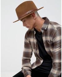 Brixton Messer Fedora Hat