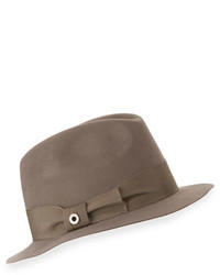 Mia felt fedora hat myrtle medium 651387
