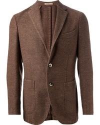 Boglioli Tweed Blazer
