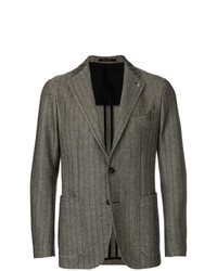 Herringbone blazer medium 7553520