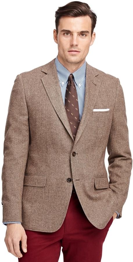 Brooks Brothers Fitzgerald Fit Herringbone Sport Coat | Where to ...