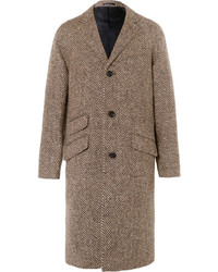 J.Crew Magee Herringbone Wool Coat