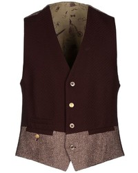 Royal Hem Vests
