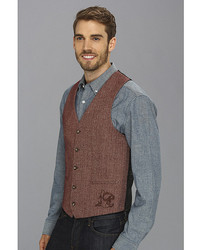 Moods of Norway Victor Herringbone Suit Vest