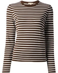 Michael Kors Michl Kors Striped T Shirt