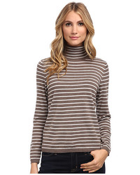 Classic stripe turtleneck medium 331711