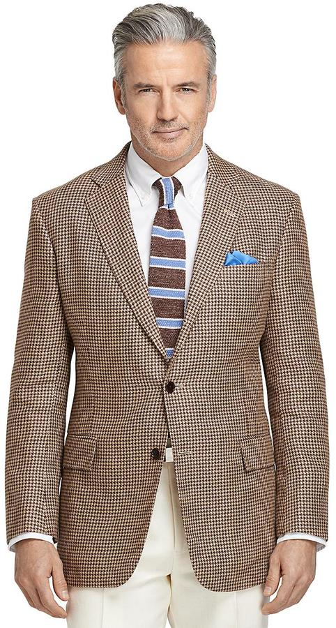 Brooks Brothers Regent Fit Houndstooth Sport Coat | Where to buy ...