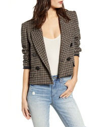 ASTR the Label Manhattan Crop Blazer