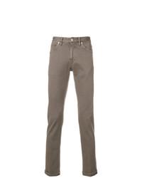 Pt05 Swing Tinto Slim Trousers