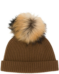 Pompom beanie hat medium 6870279