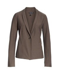 Eileen Fisher Washable Stretch Crepe Jacket