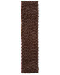 Cashmere Embroidered Tie