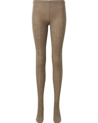 Uniqlo Heattech Knitted Tights