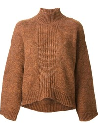 3.1 Phillip Lim Cropped Boxy Sweater