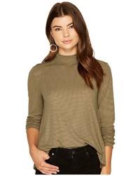 Jack by vida soft waffle knit turtleneck clothing medium 5077538