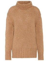 Valentino Knitted Turtleneck Sweater