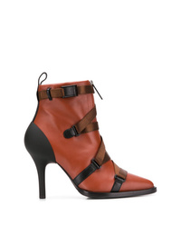 Chloé 90 Strappy Ankle Boots