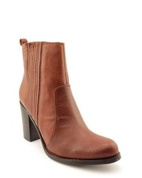BIVIEL Bv3157 Brown Leather Fashion Ankle Boots Eu 36