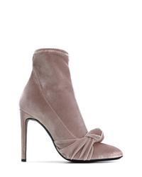 Giuseppe Zanotti Design Ophelia Sock Booties