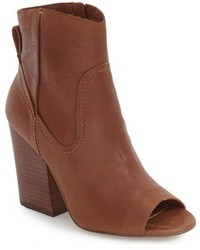 Veronah peep toe bootie medium 816654