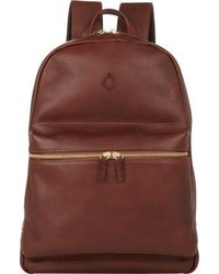 Cledran Leather Backpack
