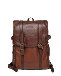 Crews leather backpack medium 8828951